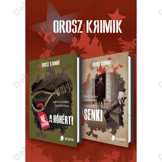 Orosz Krimik - Marinyina - csomag